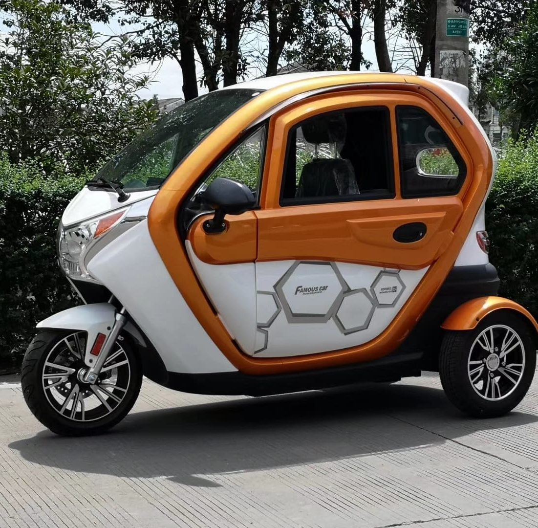 Electric Mobility Vehicle Monster - Green Power